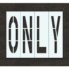 48 Inch - ONLY Stencil