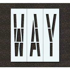 48 Inch - WAY Stencil