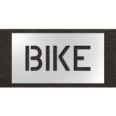 6 Inch - Bike Stencil