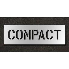 6 Inch - COMPACT Stencil