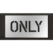 6 Inch - ONLY Stencil