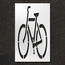 72 Inch - MUTCD Bike Lane Stencil
