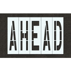 96 Inch - AHEAD Stencil