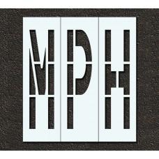 96 Inch - MPH Stencil