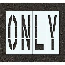 96 Inch - ONLY Stencil