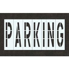 96 Inch - PARKING Stencil