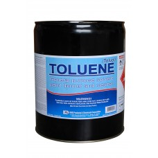 Toluene (Toluol) paint thinner, cleaning solvent, and degreaser.