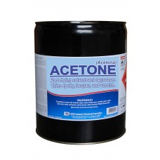 Acetone (Acetona) paint thinner, cleaning solvent, and degreaser.