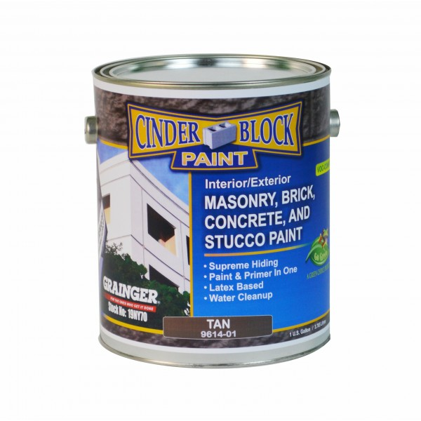 Rae Masonry Concrete Paint Water Based Latex Base