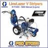 Graco LineLazer V 5900 Standard - 2-Manual Guns - Airless Paint Line Striper - 17H455