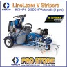 Graco LineLazer V 250DC HP Automatic Series - Two Gun, Automatic - 17H471